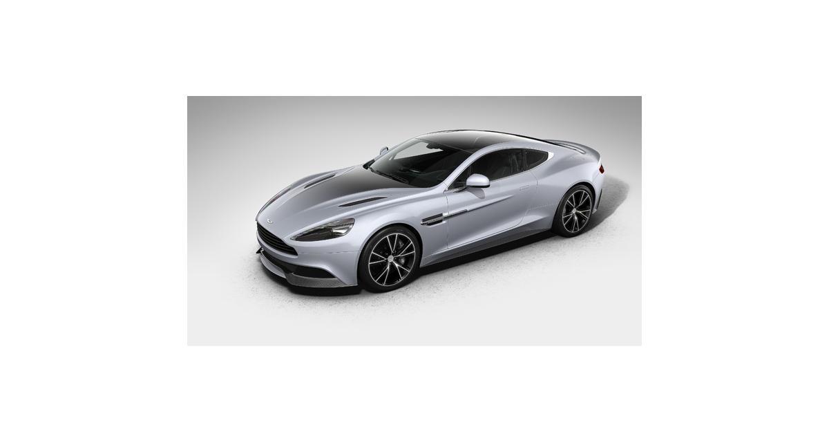 Aston Martin Centenary Edition : les Aston du siècle