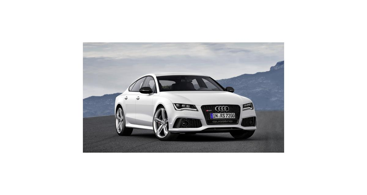 560 ch pour l 39 audi rs7 detroit. Black Bedroom Furniture Sets. Home Design Ideas
