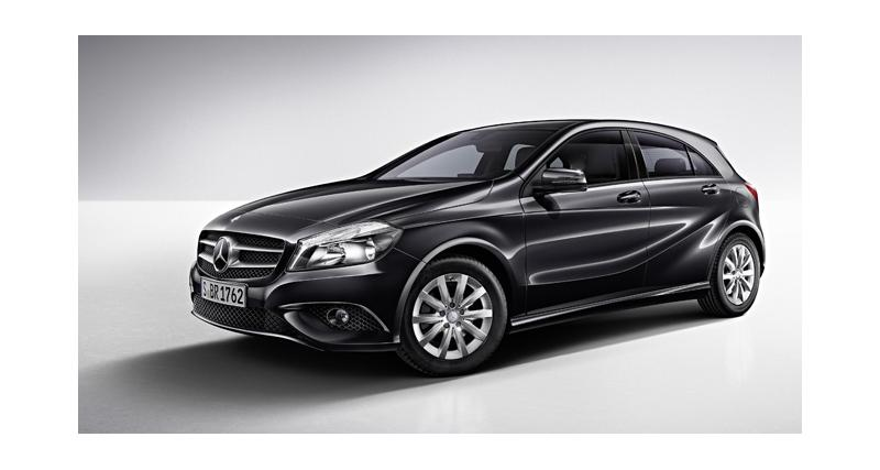 Mercedes Classe A 180 CDI BlueEfficiency Edition : 3,6 l/100 km