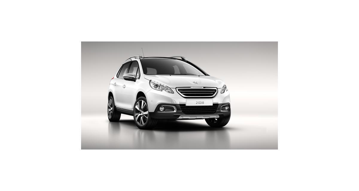 Peugeot 2008 : le Lion part en conquête
