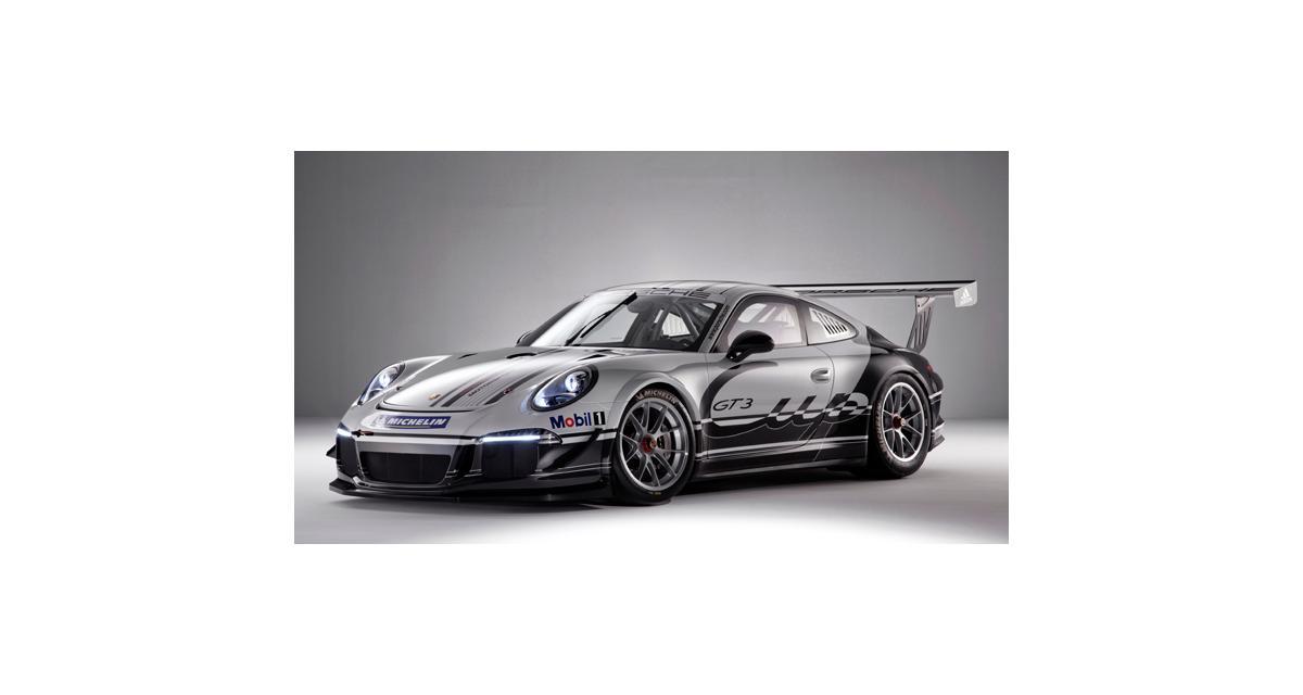 Porsche 911 GT3 Cup : reine de la piste