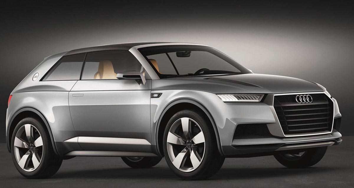 Audi : calendrier des nouveautés 2013-2014