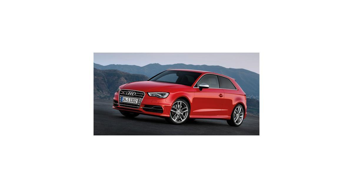 Mondial 2012 : Audi S3