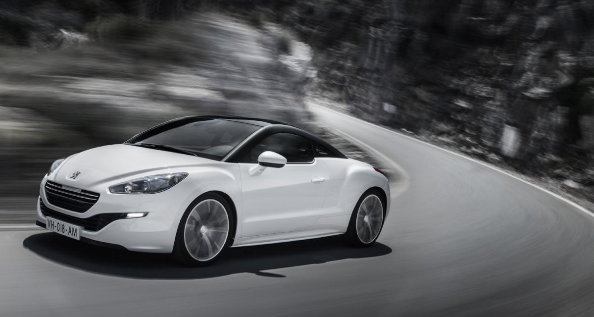 Mondial 2012 : un restylage et 260 ch pour le Peugeot RCZ