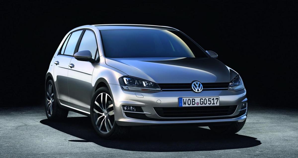 prix de la volkswagen golf 7 partir de 17 790 en france. Black Bedroom Furniture Sets. Home Design Ideas