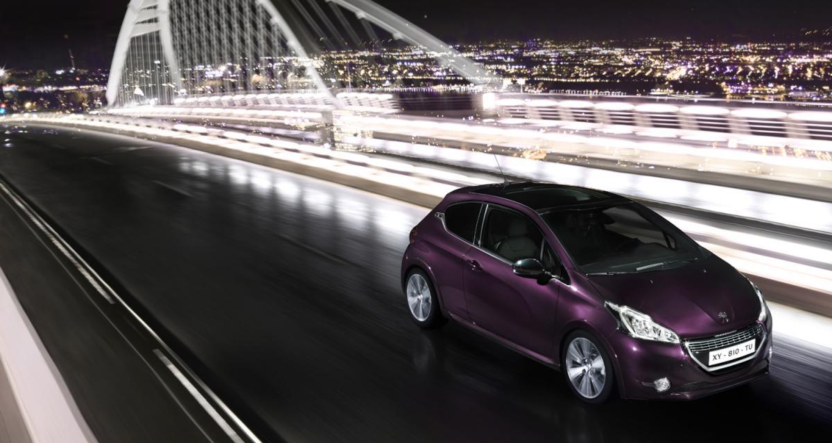 Mondial 2012 : Peugeot 208 XY
