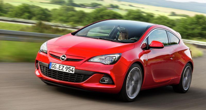 Opel Astra GTC BiTurbo : GTI mazoutée