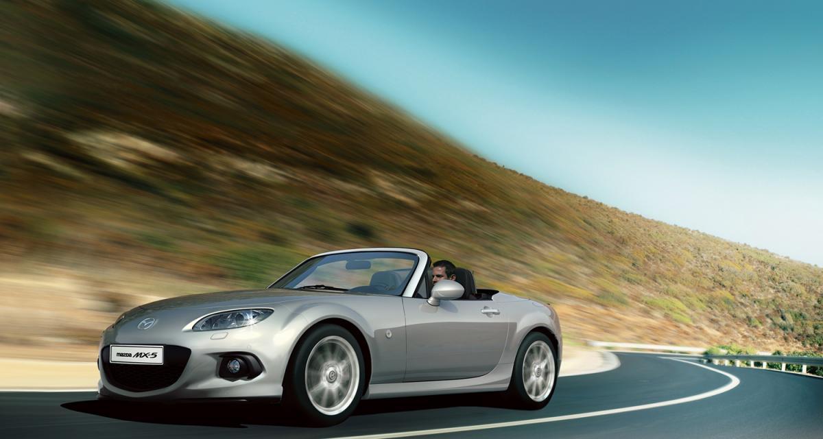 La Mazda MX-5 se refait une beauté