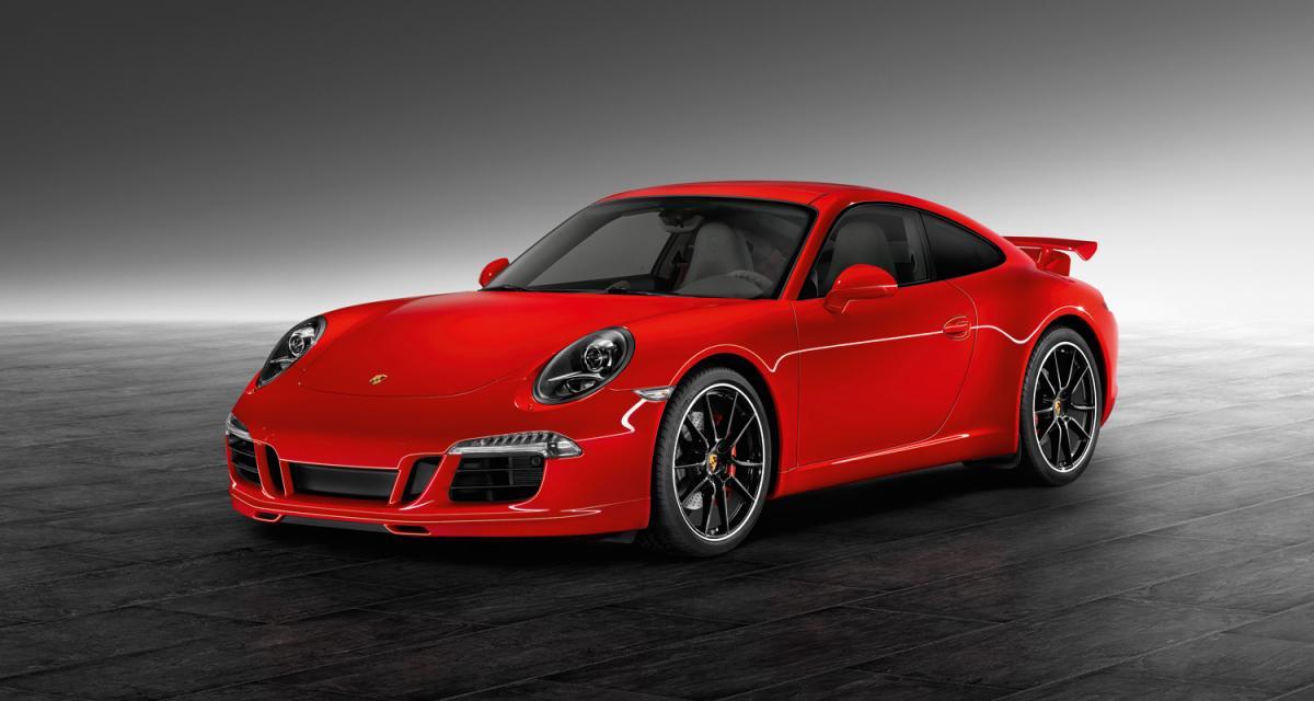430 ch et deux kits aérodynamiques pour la Porsche 911