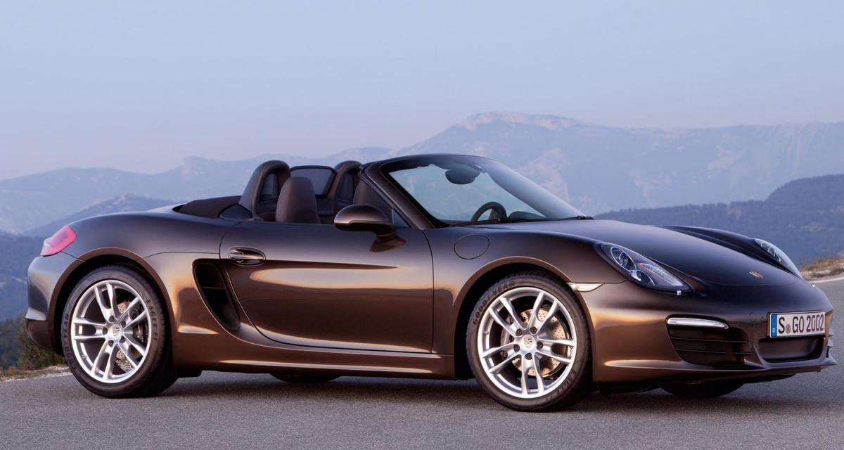 Essai du Porsche Boxster 2.7 265 chevaux (vidéo)