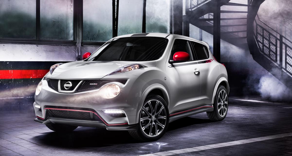 Nissan Juke Nismo : crossover de choc