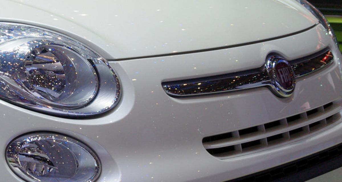 Fiat 500 : bientôt les versions 7 places, Coupé et crossover