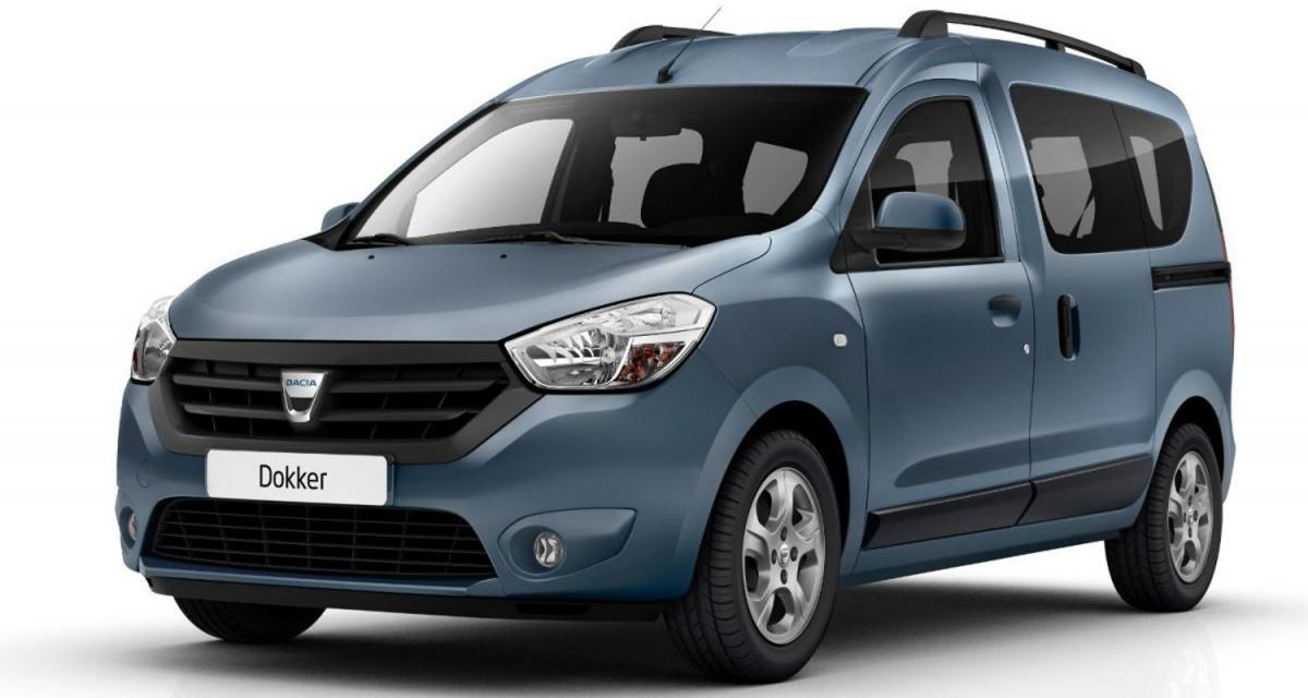 Dacia Dokker : le ludospace low cost