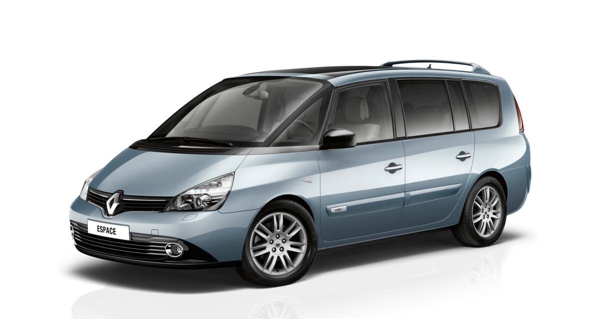 Renault Espace 2012 : éternel