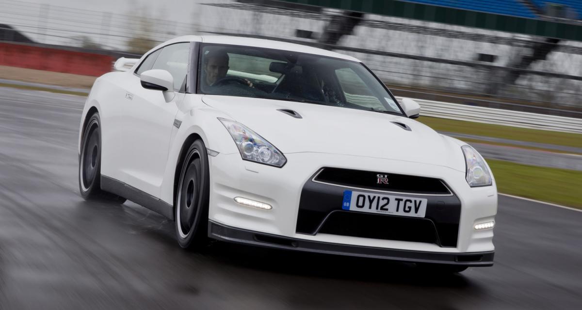 Nissan GT-R Track Pack : pour les paddocks