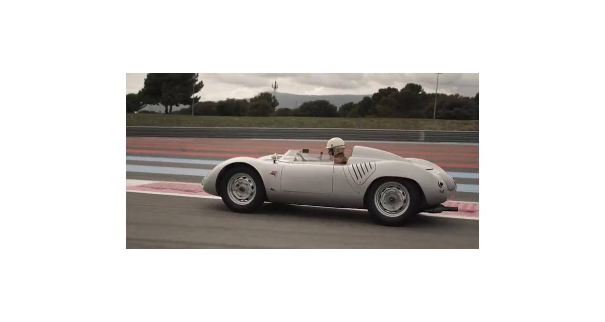 Une Journée de Rêves avec Porsche : le film sur le circuit Paul Ricard