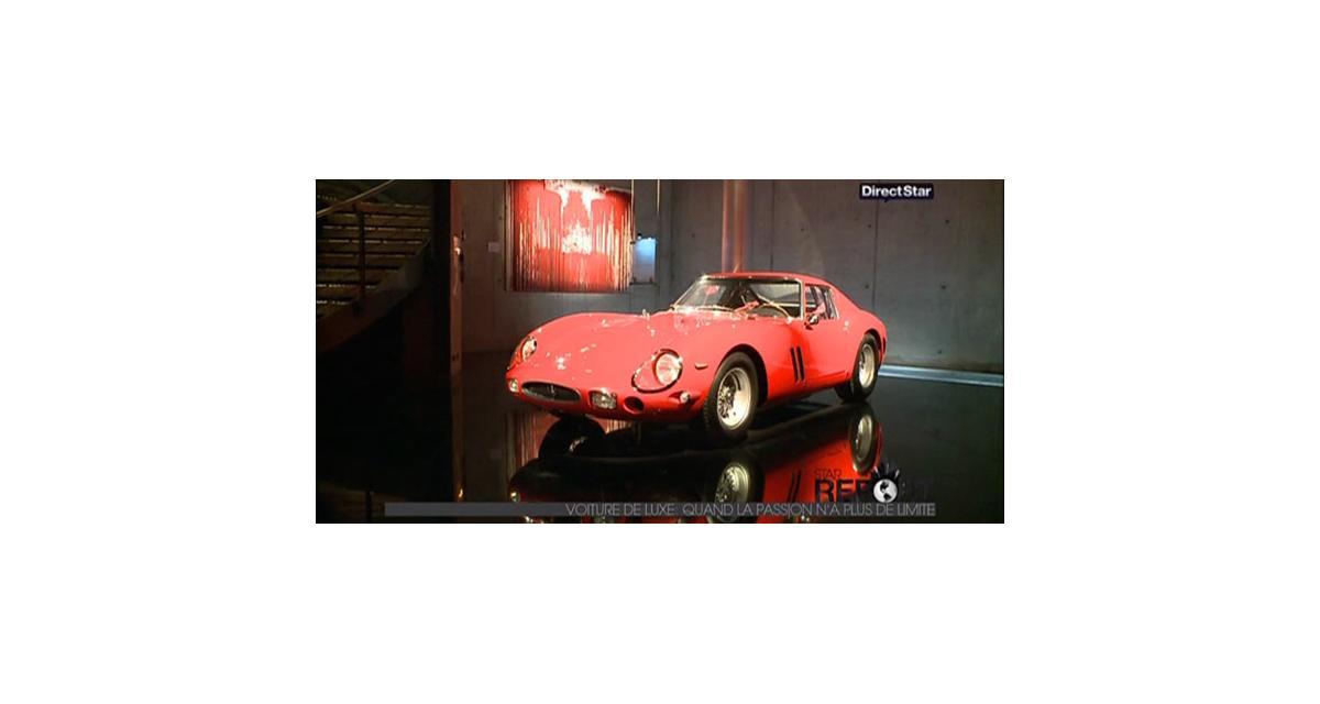 Zapping Autonews : Collection Ferrari, Google Car et Porsche à pédales