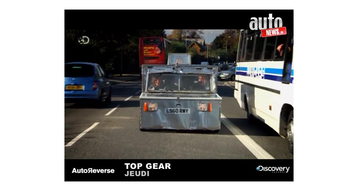Zapping Autonews : tuk-tuk, looping chinois et Top Chef