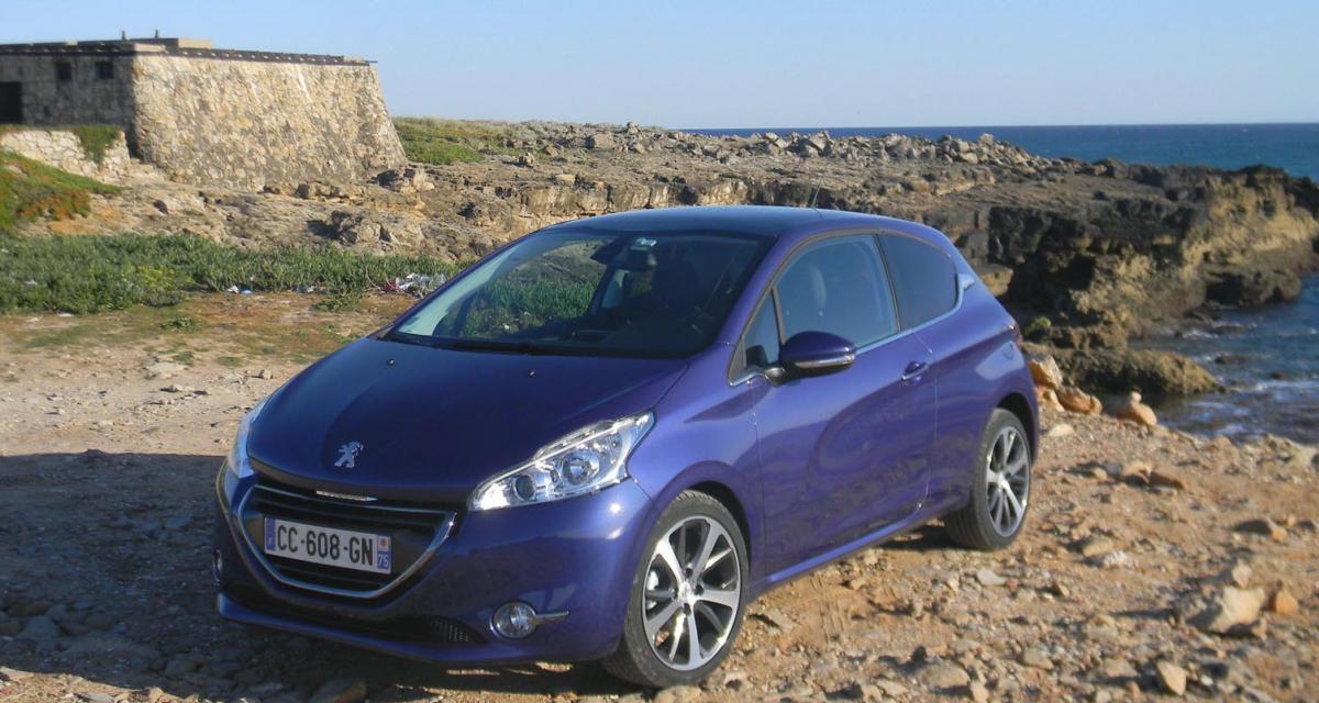 Essai Peugeot 208 : notre reportage vidéo exclusif