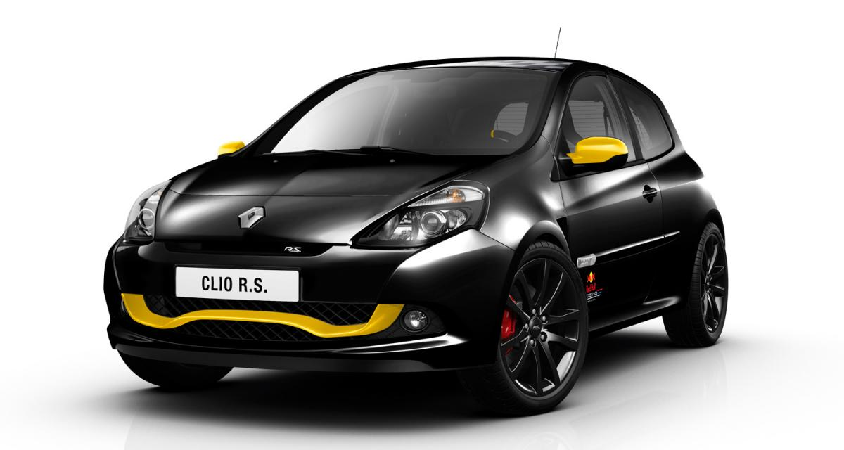 Renault Clio R.S. Red Bull Racing RB7 : esprit F1