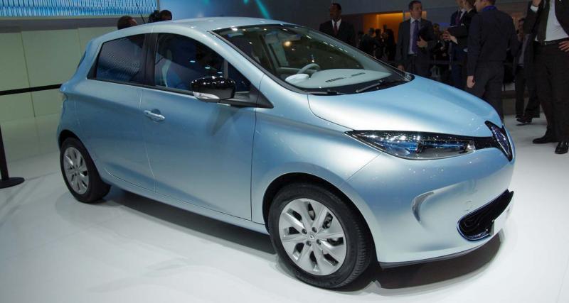 Genève 2012 en direct : Renault Zoé, à partir de 15 700 €