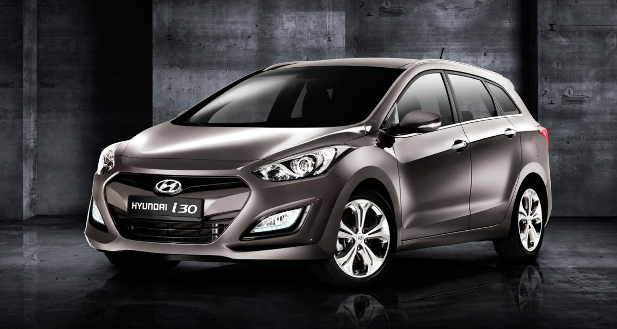 Genève 2012 : Hyundai i30 Wagon