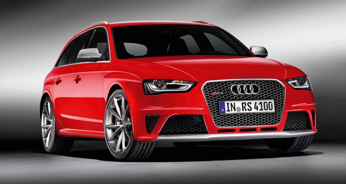 Audi RS4 : requiem pour un V8