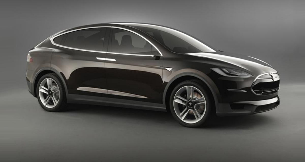 Tesla Model X : et de trois