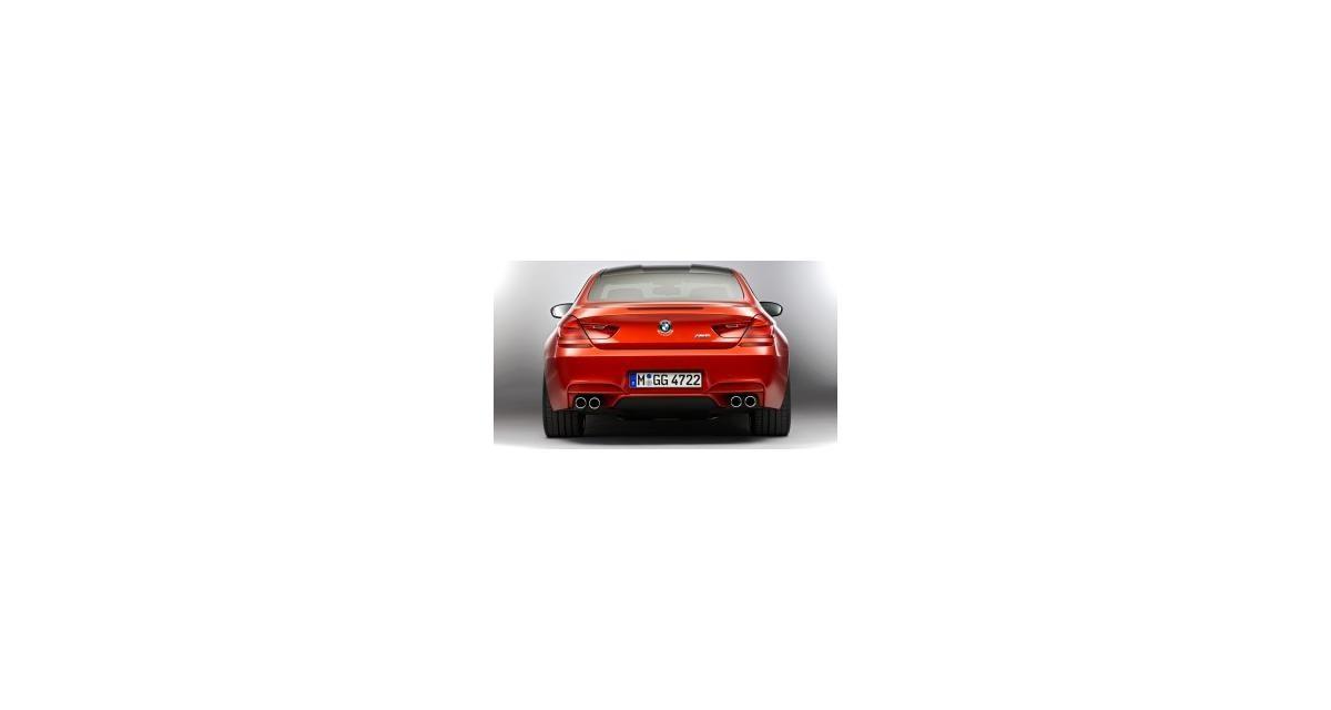 Genève 2012 : BMW M6