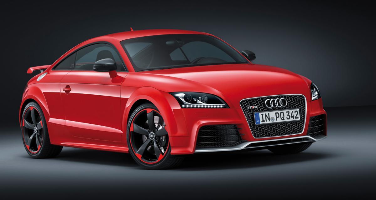 Genève 2012 : Audi TT RS plus