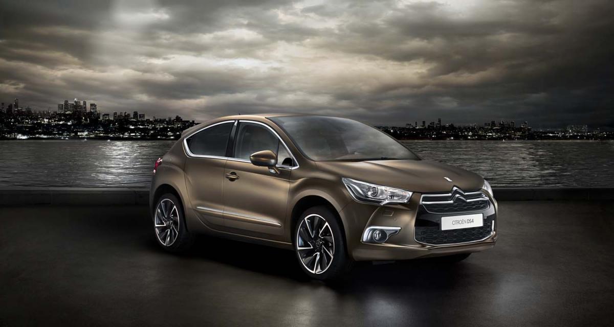 """Citroën DS4 : une série spéciale """"Just Mat"""""""