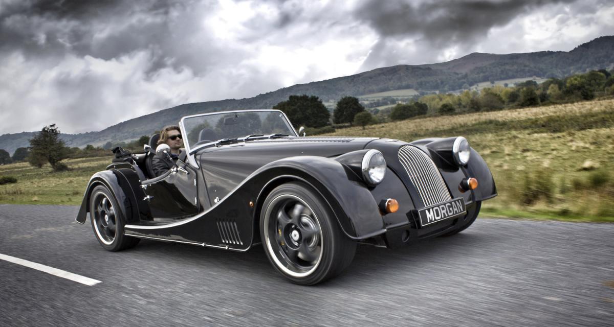 Genève 2012 : Morgan Aero Coupe, Plus 8 et Roadster V6 3.7