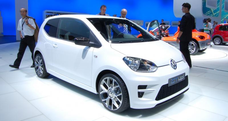 Volkswagen up! GT : c'est pour bientôt