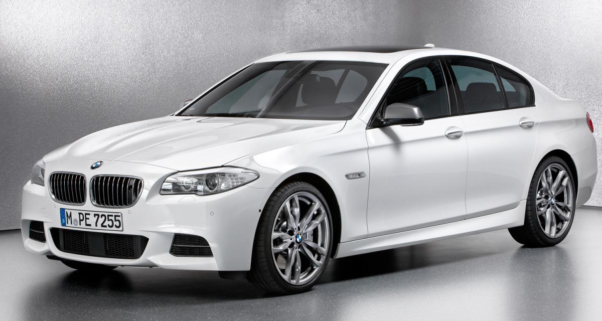 BMW M Performance : Supermazout