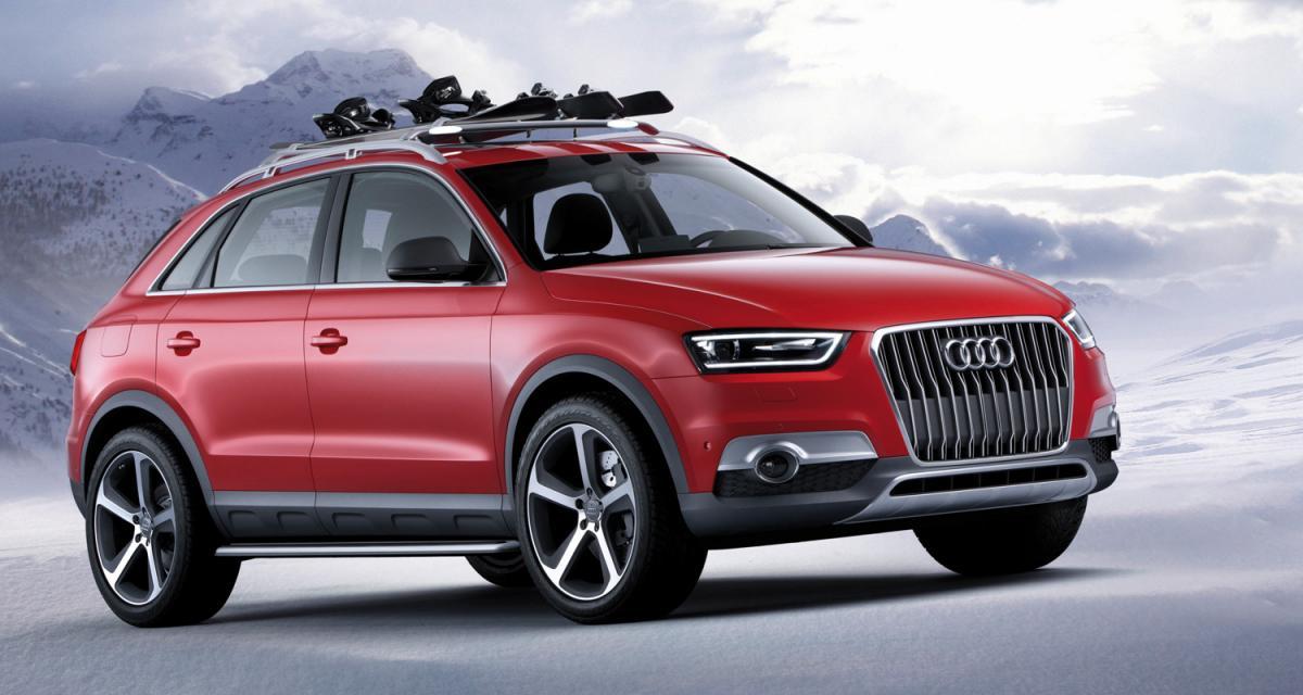 Detroit 2012 : Audi Q3 Vail