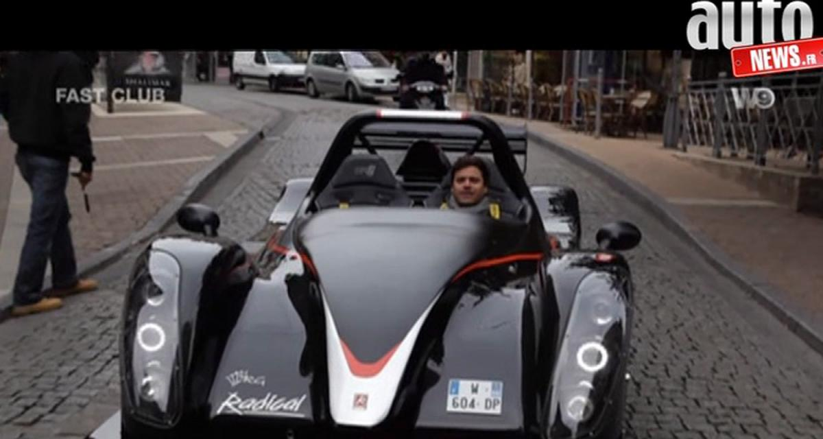 Zapping Autonews : dragster à l'hydrogène, tuning by Cauet et chabadabada