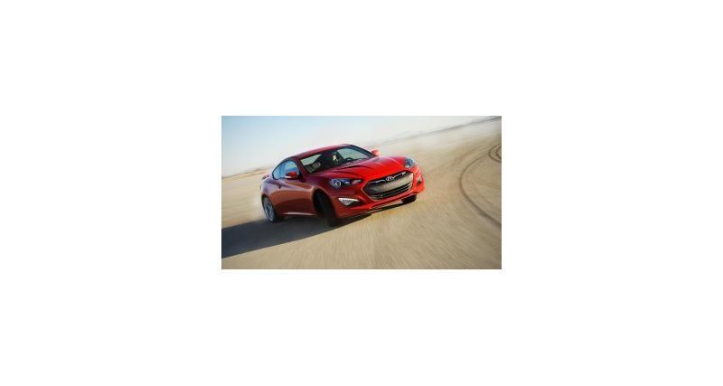 Detroit 2012 : Hyundai Veloster Turbo et Genesis Coupé