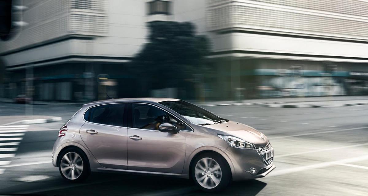 Peugeot 208 : tous les tarifs