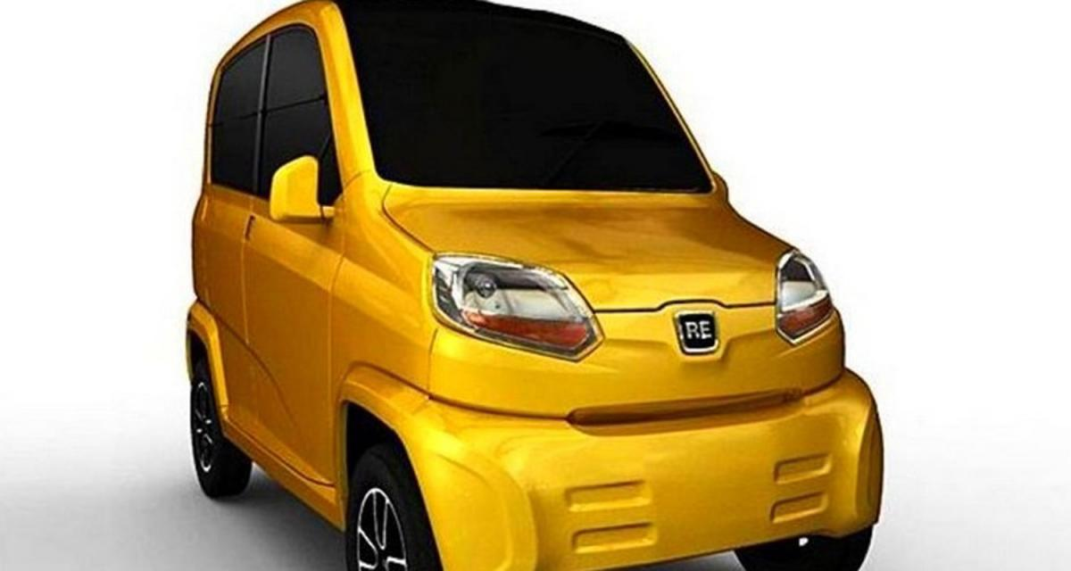 Bajaj RE60 : l'autre low-cost indienne