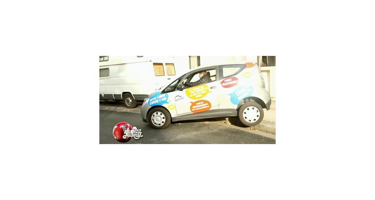 Zapping Autonews : Autolib', carambolage de Ferrari et Twingo Castelbajac