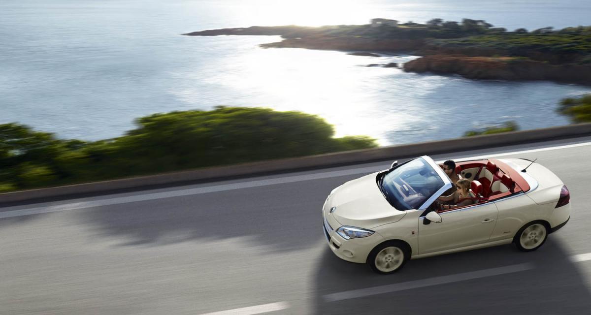 Renault Mégane Coupé-Cabriolet Floride : le retour