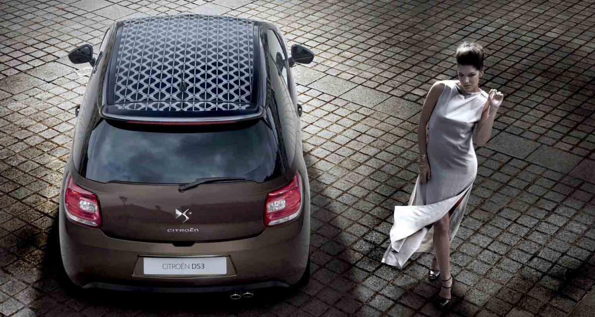 Citroën DS3 Ultra Prestige : la ville haute couture