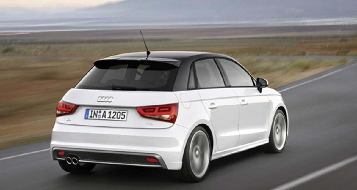 Audi A1 Sportback : pas une surprise
