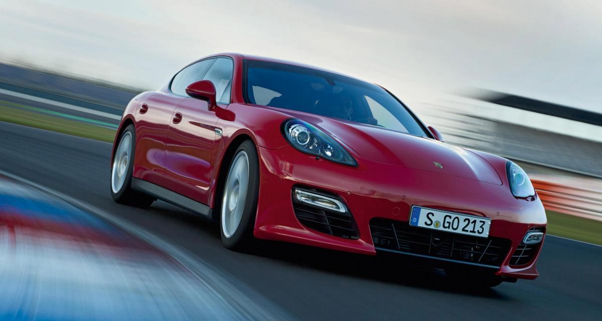 Porsche Panamera GTS : radicale mais pas trop