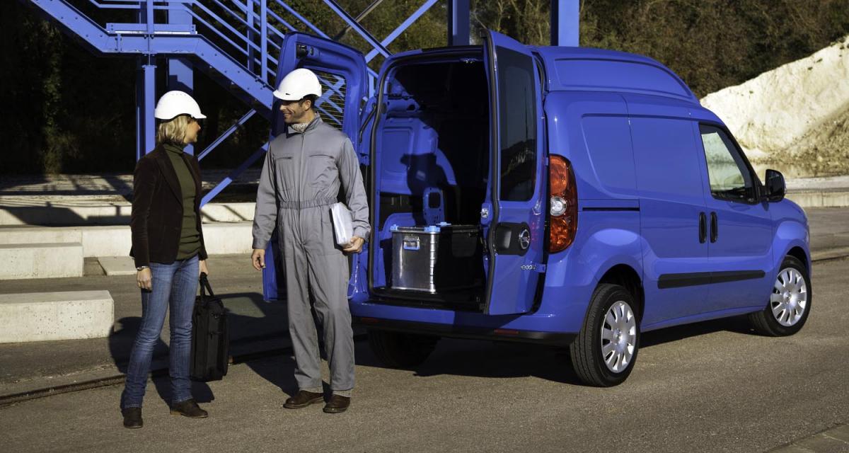 Opel Combo Cargo : bête de somme