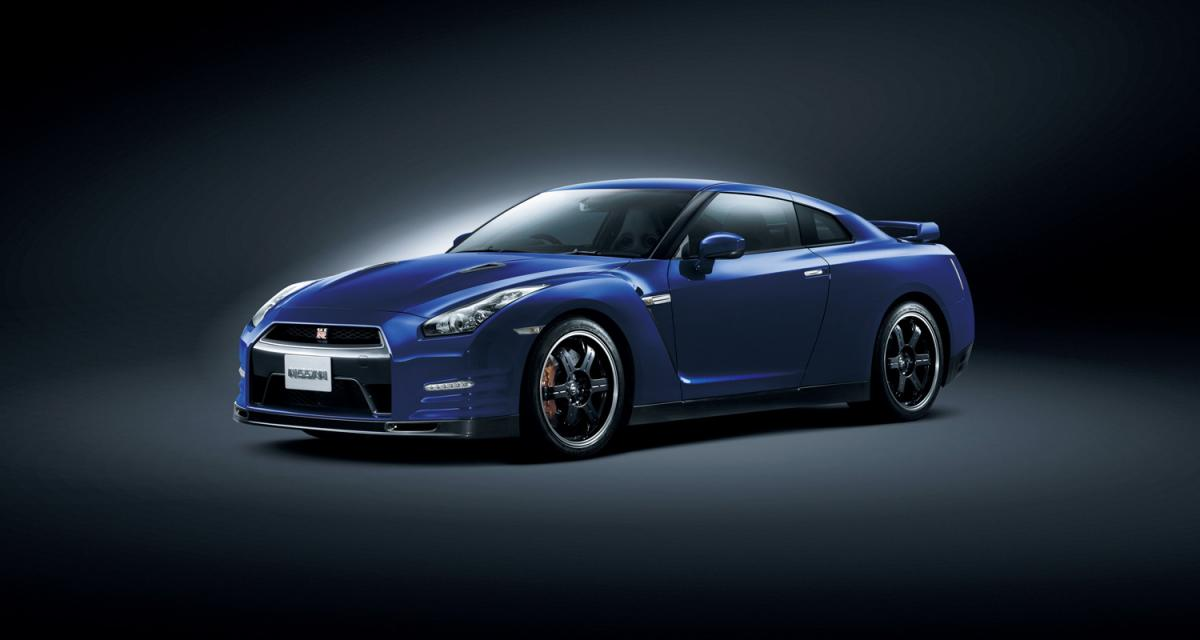 Nissan GT-R 2012 : Godzilla en veut encore