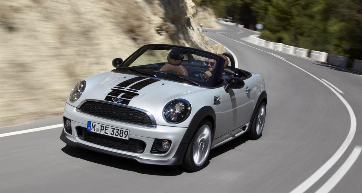 Mini Roadster : plaisirs simples