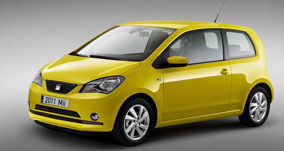 Seat Mii : cannibalisme fraternel