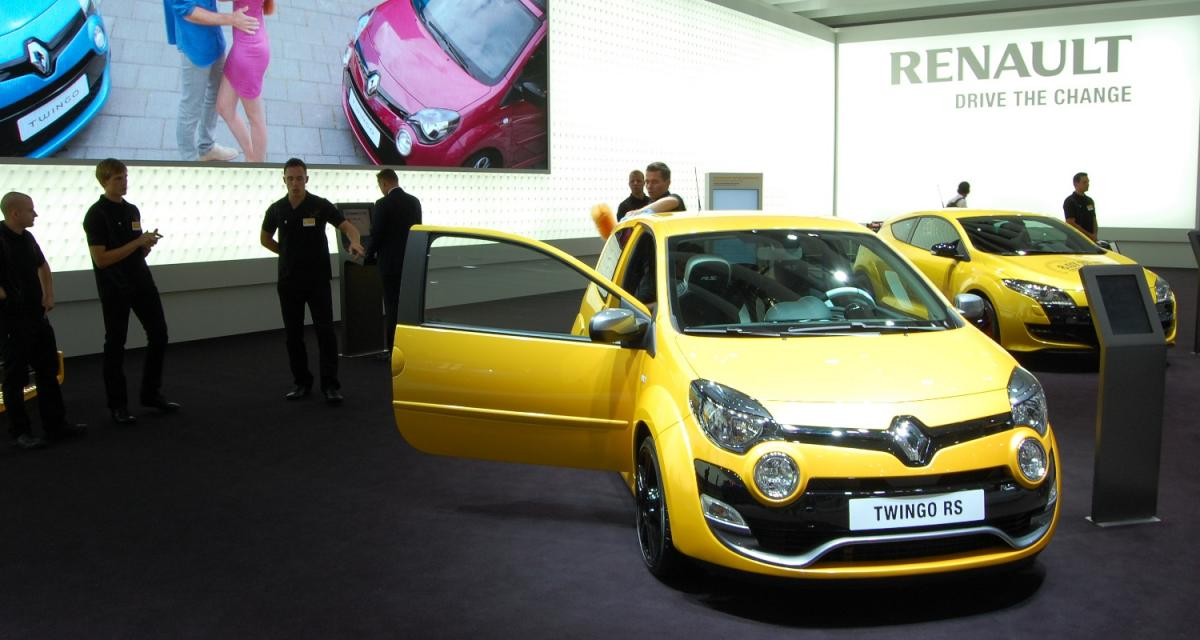 Francfort 2011 : Renault Twingo et Fiat Panda, le retour des starlettes