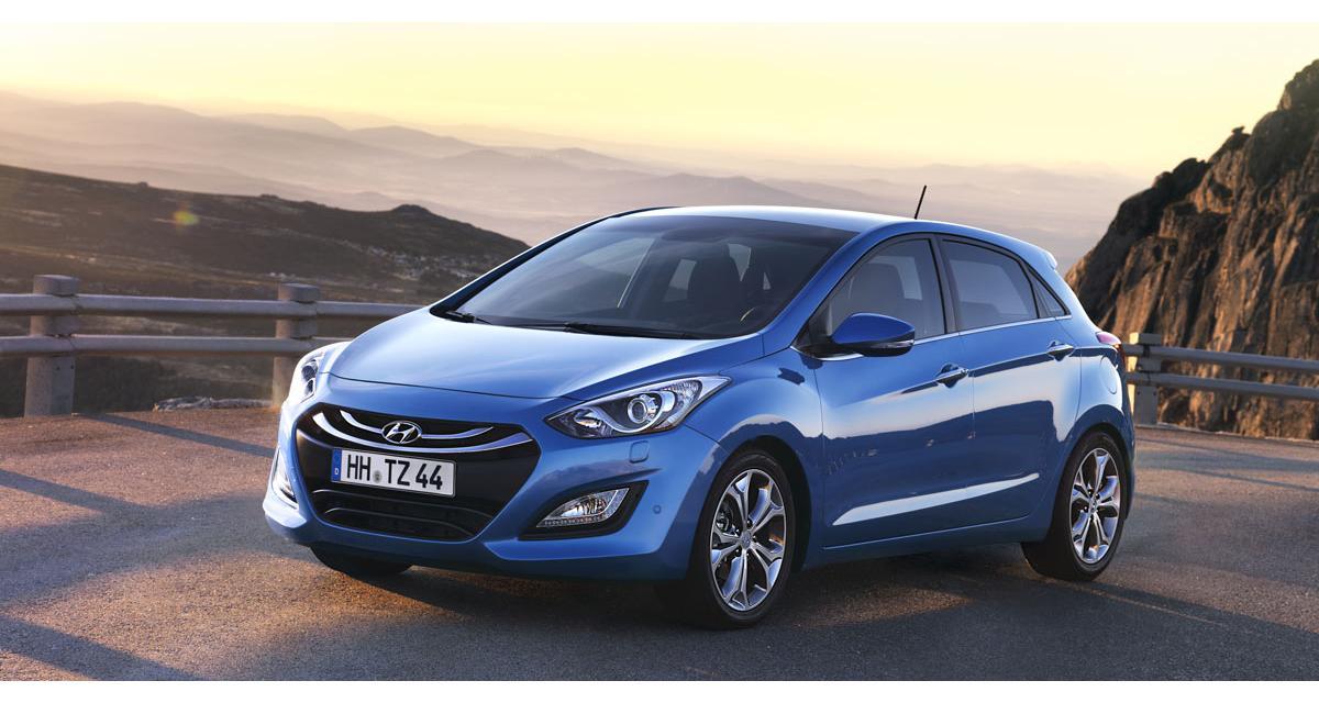 Francfort 2011 : Hyundai i30